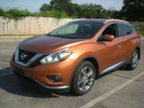 2015 Nissan Murano for sale at 611 CAR CONNECTION in Hatboro PA