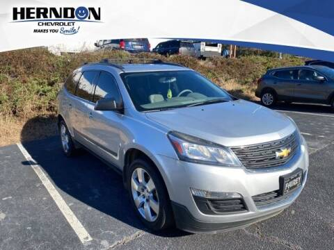 2016 Chevrolet Traverse for sale at Herndon Chevrolet in Lexington SC
