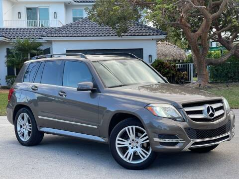 2013 Mercedes-Benz GLK for sale at Citywide Auto Group LLC in Pompano Beach FL