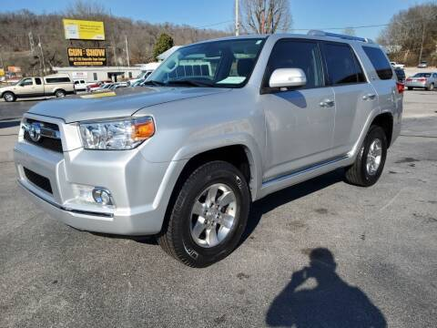 2012 Toyota 4Runner for sale at MCMANUS AUTO SALES in Knoxville TN