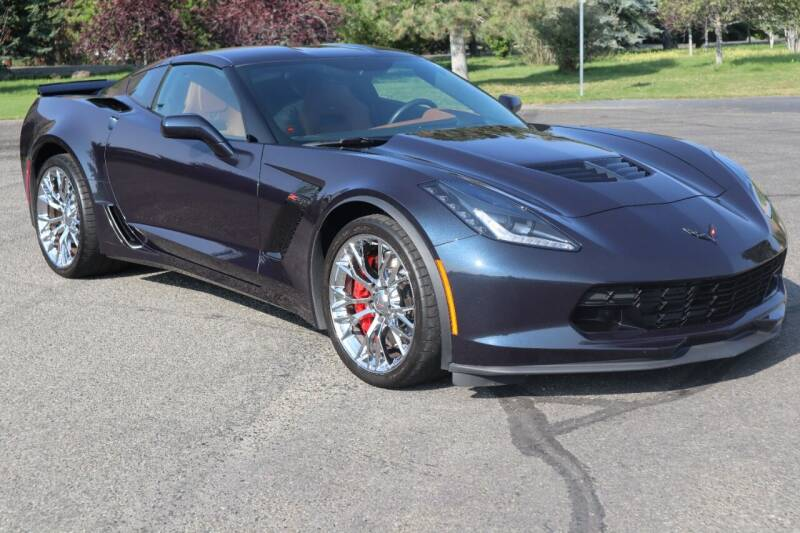 2015 Chevrolet Corvette for sale at Sun Valley Auto Sales in Hailey ID