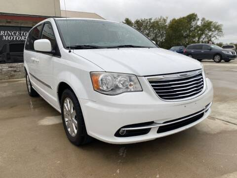 2014 Chrysler Town and Country for sale at Princeton Motors in Princeton TX