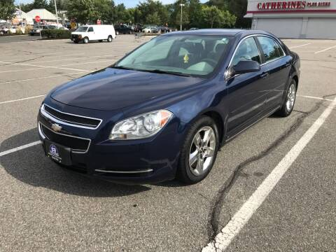 2009 Chevrolet Malibu for sale at B&B Auto LLC in Union NJ