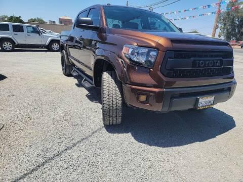 2014 Toyota Tundra for sale at La Playita Auto Sales Tulare in Tulare CA