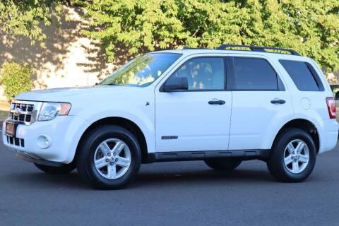 2008 Ford Escape Hybrid for sale at Beaverton Auto Wholesale LLC in Hillsboro OR