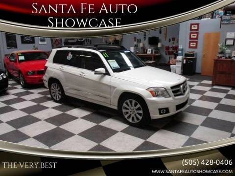 2011 Mercedes-Benz GLK for sale at Santa Fe Auto Showcase in Santa Fe NM