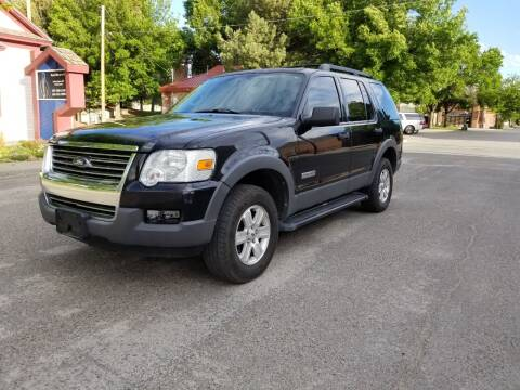 2006 Ford Explorer for sale at KHAN'S AUTO LLC in Worland WY