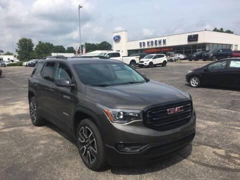 2019 GMC Acadia for sale at Ed Koehn Chevrolet in Rockford MI