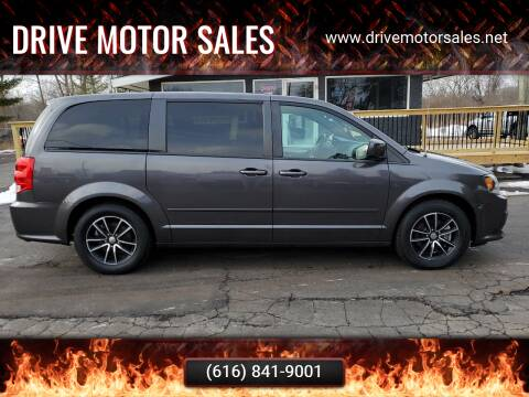 2017 Dodge Grand Caravan for sale at Drive Motor Sales in Ionia MI