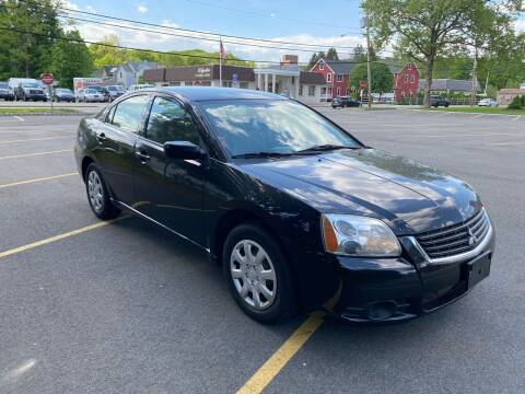 2009 Mitsubishi Galant for sale at AMERI-CAR & TRUCK SALES INC in Haskell NJ