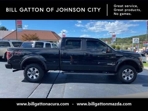 2012 Ford F-150 for sale at Bill Gatton Used Cars - BILL GATTON ACURA MAZDA in Johnson City TN