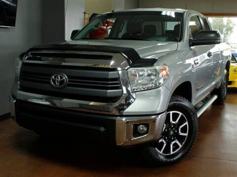 2015 Toyota Tundra for sale at Motion Auto Sport in North Canton OH