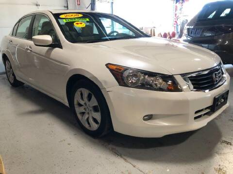 2008 Honda Accord for sale at Jose's Auto Sales Inc in Gurnee IL