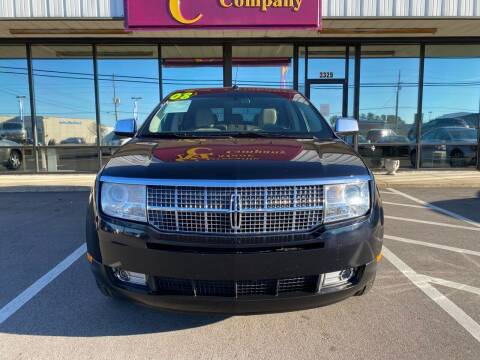 2008 Lincoln MKX for sale at Greenville Motor Company in Greenville NC