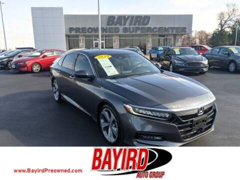 2019 Honda Accord for sale at Bayird Truck Center in Paragould AR