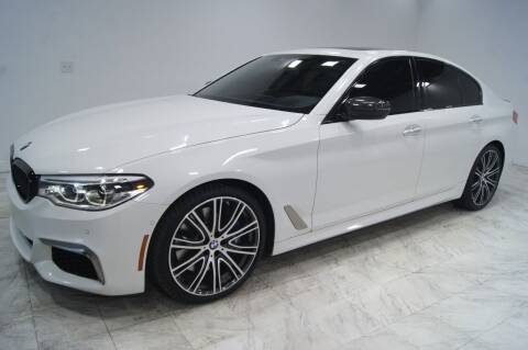 2018 BMW 5 Series for sale at Sacramento Luxury Motors in Carmichael CA