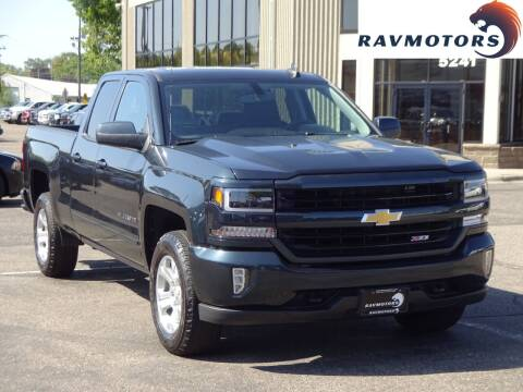2019 Chevrolet Silverado 1500 LD for sale at RAVMOTORS 2 in Crystal MN