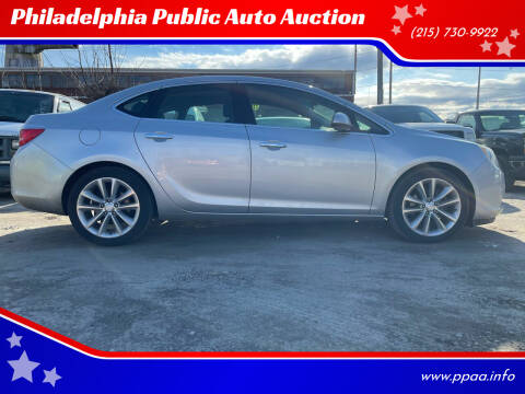 2012 Buick Verano for sale at Philadelphia Public Auto Auction in Philadelphia PA