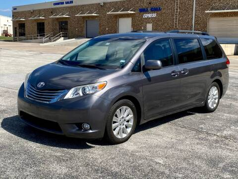 2011 Toyota Sienna for sale at EA Motorgroup in Austin TX