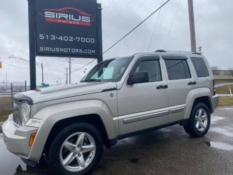 2008 Jeep Liberty for sale at SIRIUS MOTORS INC in Monroe OH