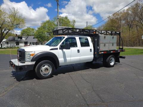 2011 Ford F-550 Super Duty for sale at Depue Auto Sales Inc in Paw Paw MI