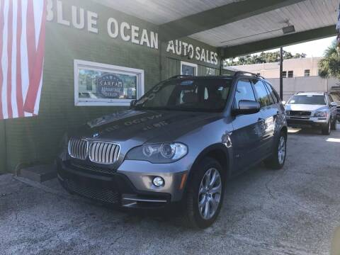 2008 BMW X5 for sale at Blue Ocean Auto Sales LLC in Tampa FL