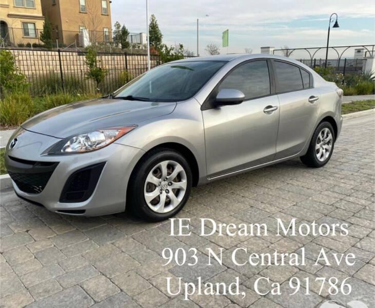 2011 Mazda MAZDA3 for sale at IE Dream Motors-Upland in Upland CA