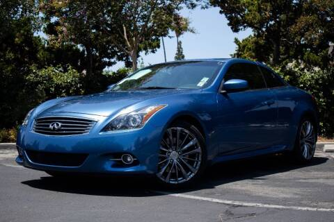 2012 Infiniti G37 Convertible for sale at 605 Auto  Inc. in Bellflower CA