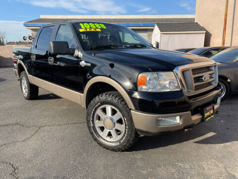 2005 Ford F-150 for sale at Cars 2 Go in Clovis CA