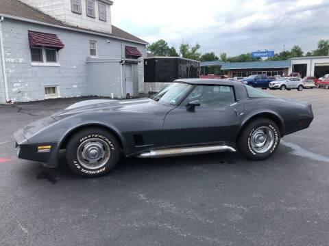 1981 Chevrolet Corvette for sale at Village Motors in Sullivan MO