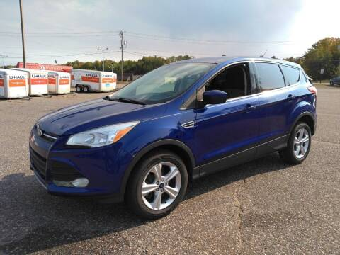 2013 Ford Escape for sale at Pepp Motors in Marquette MI