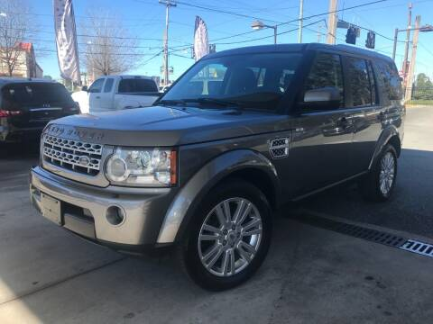 2011 Land Rover LR4 for sale at Michael's Imports in Tallahassee FL
