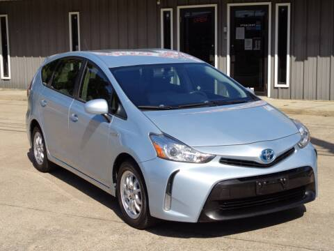 2015 Toyota Prius v for sale at Auto Starlight in Dallas TX