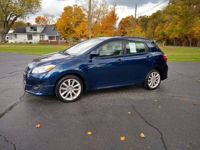 2009 Toyota Matrix for sale at Depue Auto Sales Inc in Paw Paw MI
