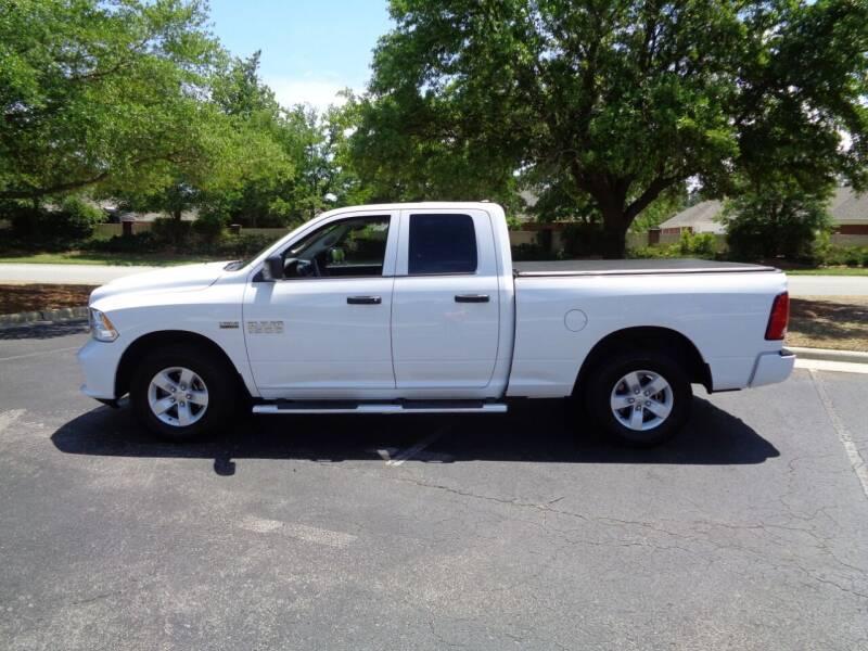 2017 RAM Ram Pickup 1500 for sale at BALKCUM AUTO INC in Wilmington NC