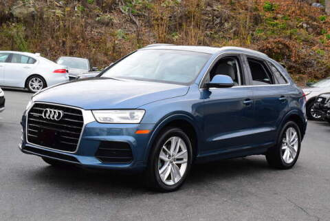 2017 Audi Q3 for sale at Automall Collection in Peabody MA