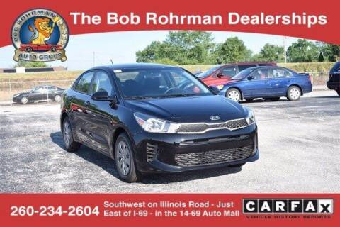 2020 Kia Rio for sale at BOB ROHRMAN FORT WAYNE TOYOTA in Fort Wayne IN