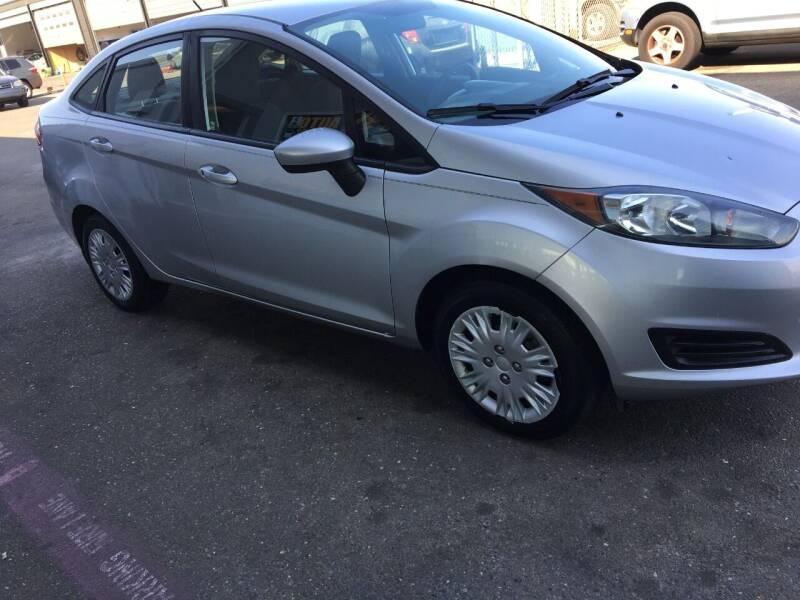 2014 Ford Fiesta for sale at Safi Auto in Sacramento CA