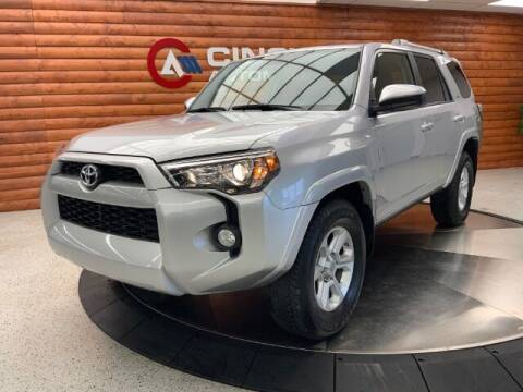 2019 Toyota 4Runner for sale at Dixie Motors in Fairfield OH