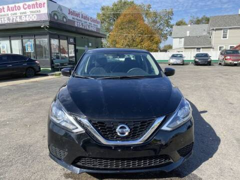 2017 Nissan Sentra for sale at Joliet Auto Center in Joliet IL