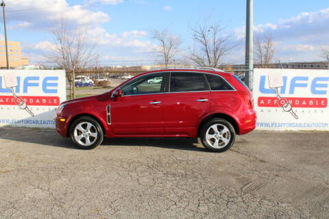 2015 Chevrolet Captiva Sport for sale at LIFE AFFORDABLE AUTO SALES in Columbus OH