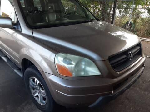 2003 Honda Pilot for sale at Easy Credit Auto Sales in Cocoa FL