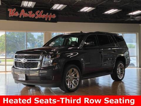 2015 Chevrolet Tahoe for sale at The Auto Shoppe in Springfield MO