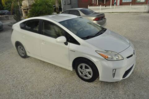 2012 Toyota Prius for sale at Supreme Automotive in Land O Lakes FL