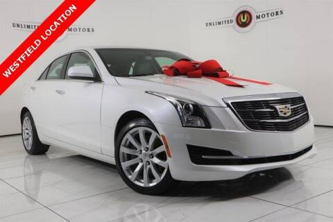 2018 Cadillac ATS for sale at INDY'S UNLIMITED MOTORS - UNLIMITED MOTORS in Westfield IN