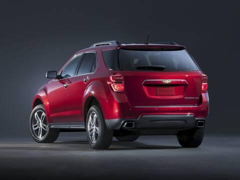 2016 Chevrolet Equinox for sale at Radley Cadillac in Fredericksburg VA
