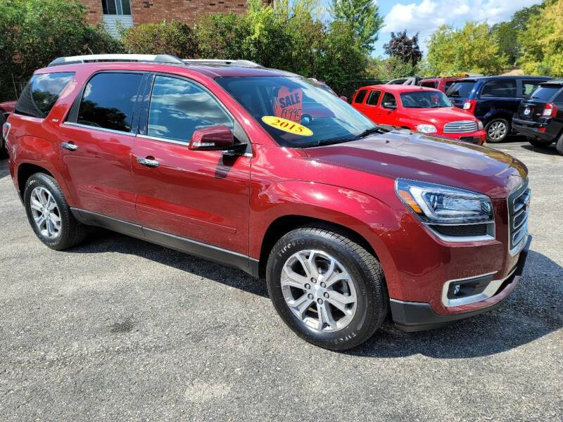 2015 GMC Acadia for sale at 1st Quality Auto in Milwaukee WI