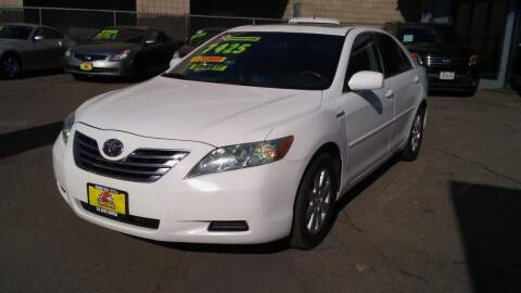 2009 Toyota Camry for sale at 3B Auto Center in Modesto CA