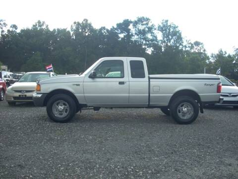 2003 Ford Ranger for sale at Car Check Auto Sales in Conway SC