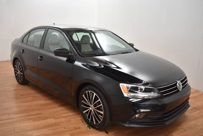 2016 Volkswagen Jetta for sale at Elite Auto Sales of MI, INC in Grand Rapids MI